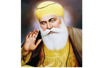 Commemoration of the 550th birth anniversary of Guru Nanak Devji