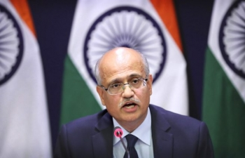 Statement by Foreign Secretary on 26 February 2019 on the Strike on JeM training camp at Balakot