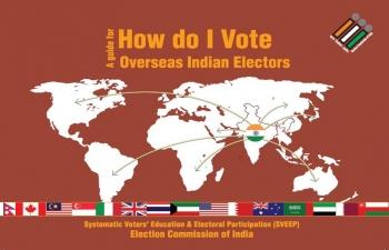 Let's Vote India !