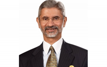 Welcome back!   We are proud to have Dr. S. Jaishankar as the new External Affairs Minister of India.