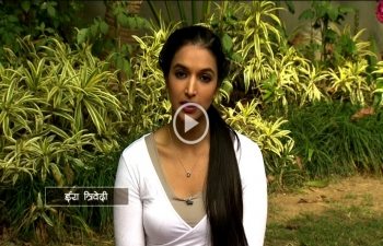 Yoga with Ira Trivedi, a series on Yoga produced by Doordarshan