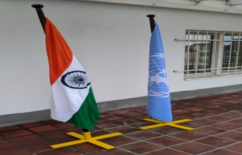 The Embassy of India in Norway celebrates the UN Day