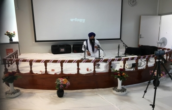 On November 17, 2019, the Embassy of India in Oslo partook in the celebrations of 550th birth anniversary of Guru Nanak Dev Ji at Sri Guru Nanak Niwas Gurudwara , Lier.