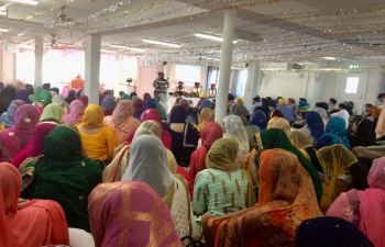 On November 12, 2019, the Embassy of India in Oslo partook in the celebrations of 550th birth anniversary of Guru Nanak Dev Ji at Sri Guru Nanak Dev Ji Gurudwara, Oslo.