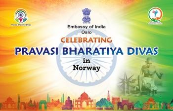 Celebration of Pravasi Bharatiya Divas 2020 along with Constitution Day of India
