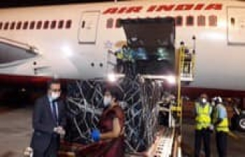 Tweet by Minister of Civil Aviation Shri Hardeep Singh Puri