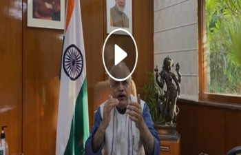 Message from Dr. Vinay Sahasrabuddhe, President, Indian Council for Cultural Relations (ICCR) in Intrnational Day of Yoga, 2020