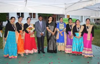 Celebration of Hindi Divas in Oslo